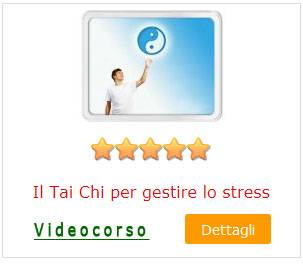 Tai Chi anti stress