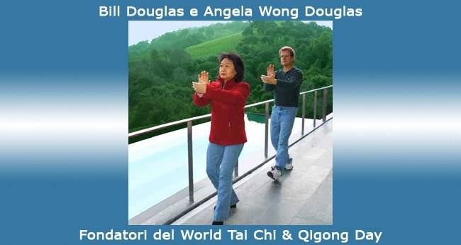 Bill & Angela Wong Douglas